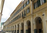 8 -Imperia. Oneglia, portici-di-via-bonfante-in-stile-neoclassico