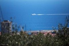 26 -Costa d'Oneglia vista mare