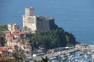 15 -La Spezia. Castello di Lerici