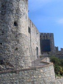 7 -La_Spezia_-_Castel_S_GiorgioL'ingresso del Castello San Giorgio