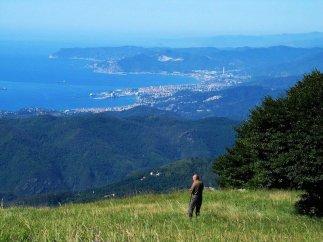 1 -Riviera del Beigua - panorama di Savona