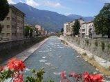 13 . Il torrente Mallero