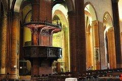 20 -Pavia. Chiesa di santa Maria del Carmine, interno