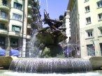 15 -Savona. Fontana del pesce, opera di Renata Cuneo