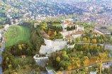 25 -Brescia panorama del castello