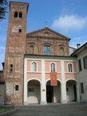 21 -Pavia. La chiesa dei Santi Gervasio e Protasio, questa è la più antica chiesa della città. Fu intitolata ai santi Gervasio e Protasio, martiri del III secolo, per la custodia delle loro reliquie.