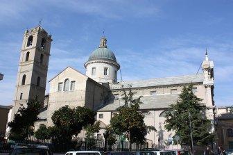 16 -Savona La cattedrale vista lateralmente