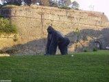 23 -Savona. altra veduta della fortezza del Priamar