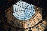 26 -Pavia. La Cupola Arnaboldi, particolare