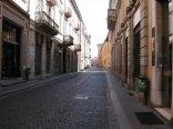 27 -Pavia_Corso Mazzini, una tipica strada del centro storico.