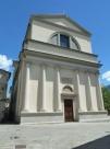 4 -Sondrio. Chiesa Collegiata dei Santi Gervasio e Protasio. E' sicuramente una delle più antiche della Valtellina, fu a capo di una vasta pieve e già nel XII secolo era collegiata.