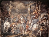 12 -crocifissione-ca-1520-1521-affresco-sulla-controfacciata il-pordenone-