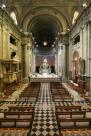 5 -Interno chiesa collegiata di Sondrio