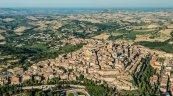 1 -La città di Macerata vista dall'alto