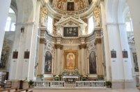 16 -Macerata. Interno della Chiesa delle Vergini, Cappella.