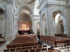7 -Duomo di Fermo interno.