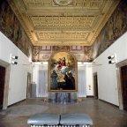 20 -Ancona. Interno della Pinecoteca Podesti, sala Pietro Zampetti