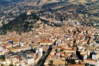 1 -Campobasso, panorama