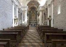 11 -Chiesa di Santa Chiara - Interno