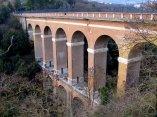 21 - Isernia. Il ponte Cardarelli, già ponte della Precie, sul fiume Sordo