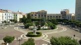 Campobasso. Piazza della Vittoria.