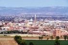 1 -Grosseto. Panorama.