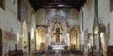 12 -Arezzo. La Basilica di San Francesco interno