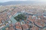 15 -Livorno. Fortezza Nuova da non confondere con quella vecchia, si trovano distanti fra loro in posti diversi. E' una fortificazione di Livorno dotata di un grande parco pubblico con veduta suggestiva sui fossi e sulla piazza della Repubblica.
