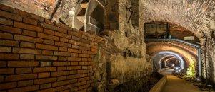 19 -Pistoia sotterranea, un tratto del percorso.