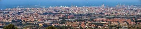 2 -Livorno, panorama.