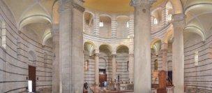 16 -Colonnato Interno - - Battistero di San Giovanni (Pisa)