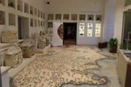 28 -Grosseto. Museo Archeologico e d'Arte, interno.