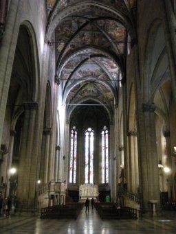 5 -Arezzo. Il Duomo interno