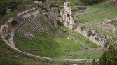 30 -Grosseto. Altra veduta dell' area archeologica di Roselle.