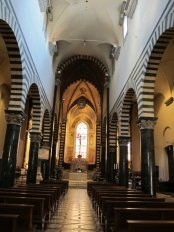 6 -Prato, Duomo, tante sono le opere nel suo interno tra le quali seguono. sono le opere.