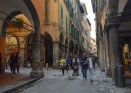 40 -Pisa. Borgo Stretto.