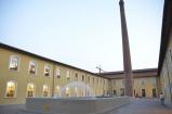 33 -Prato. Il Museo del Tessuto si trova in via Puccetti 3 ed è uno dei più importanti a livello nazionale ed europeo sulla storia e lo sviluppo della tessitura dall'antichità ai giorni nostri.