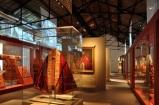 34 -Museo del Tessuto di Prato, interno.