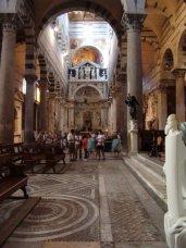 11 -Pisa, interno del Duomo. Cappella del Santissimo Sacramento