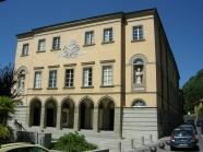 29 - Castelnuovo Garfagnana. Teatro comunale Vittorio Alfieri.