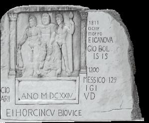 26-Particolare del Calco di un bassorilievo esposta al museo Fantiscritti- _di_epoca_romana_(Carrara)